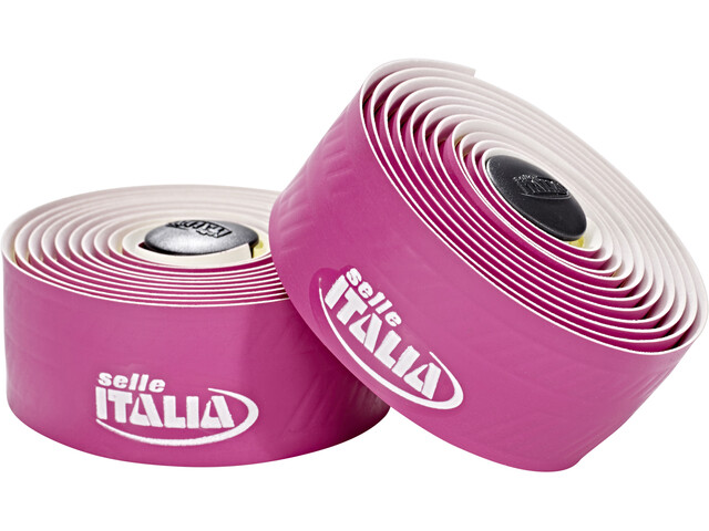 Selle Italia Smootape Controllo Cinta de manillar 35x1800mm, hard pink